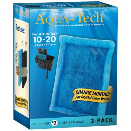 AquaTech Cartridge 3pk