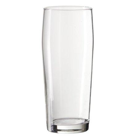 21 Oz Working Glass (Global Amici Lubeck Beer Glasses, 21 oz, Set of)