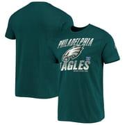 Philadelphia Eagles '47 Line Rush Two Point Conversion T-Shirt - Midnight Green