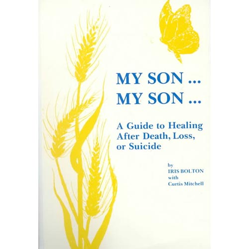 My Son...My Son: A Guide to Healing After a Suicide in the Family