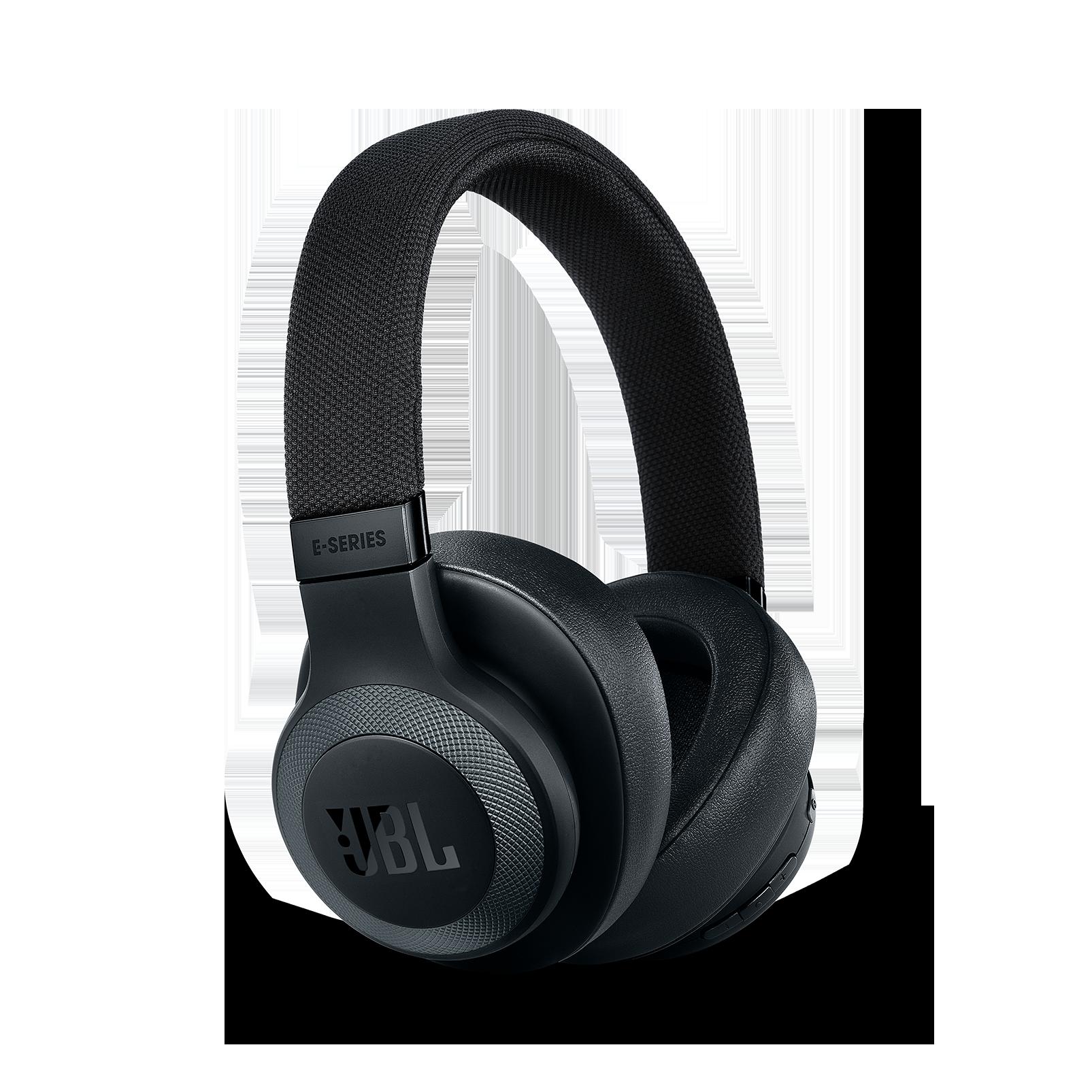f0e1c8ea81c JBL E65BT Wireless Over-Ear Headphones (Black) - Walmart.com