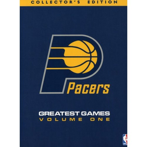 Basketball: NBA Indiana Pacers Greatest Game Collection, Volume 1 (4-DVD) by WARNER HOME ENTERTAINMENT