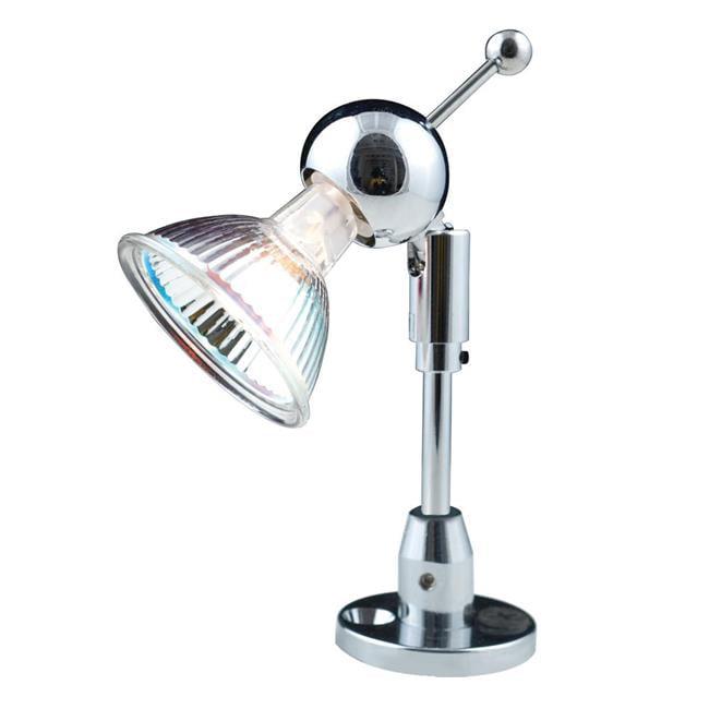 Jesco Lighting SP102-S08-CH Adjustable Spot with Straight Stem, Chrome - image 1 de 1