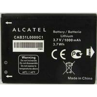 Original CAB31L0000C1 CAB31L0000C2 Battery for Alcatel i808