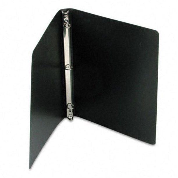 Hide Round Ring Binder, 8.5 X 11 Inches, 1/2 Inch Capacity