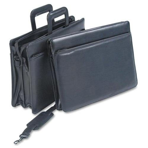 Stebco Carrying Case [briefcase] For Document - Black (251210BLK)