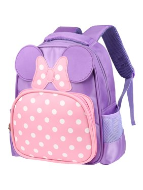 Product Image Girls School Backpack-Okidso Girls School Backpack Adorable  Student Shoulders Bag Stylish PU Leather School 98159521dd