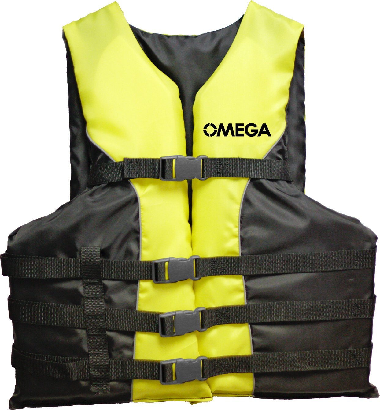 Omega Flowt Multi Sport Life Jacket Vest PFD Type III