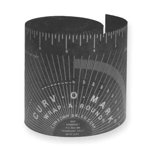 Jackson Safety Medium,Wrap-a-Round Tape Measure, 101475200