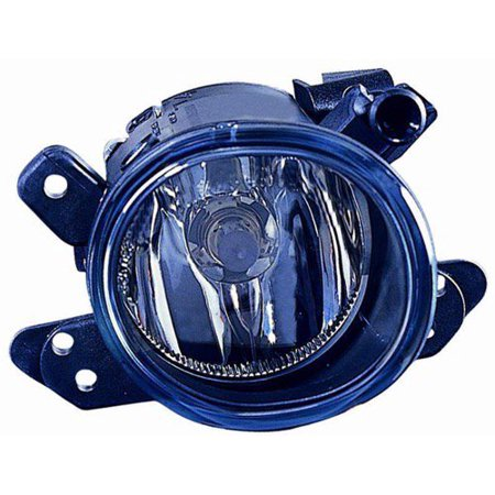 Go-Parts OE Replacement for 2005 - 2006 Mercedes-Benz C55 AMG Fog Light Lamp Assembly Replacement Housing / Lens / Cover - Right (Passenger) Side 215 820 08 56 64 MB2593115 Replacement For C55 Amg Sedan