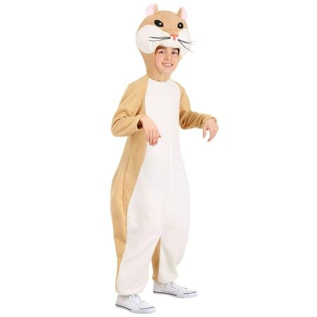 Dwarf Hamster Halloween Costumes (Kid's Hamster Costume)