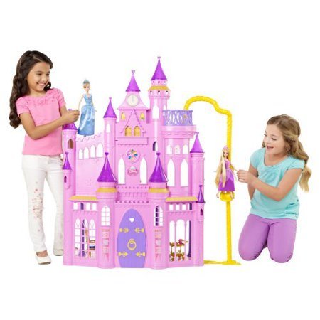 disney princess ultimate dream castle walmartcom