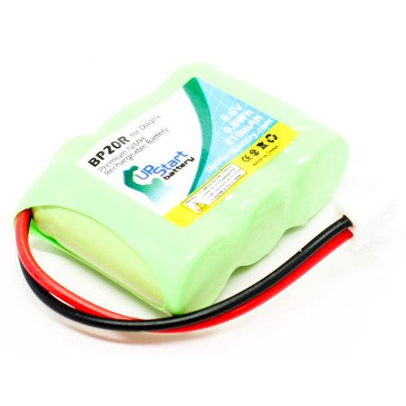 Dogtra 280 NCP Transmitter and Receiver Battery - Replacement for Dogtra BP12RT and BP20R Dog Training Collar Battery - image 1 de 4