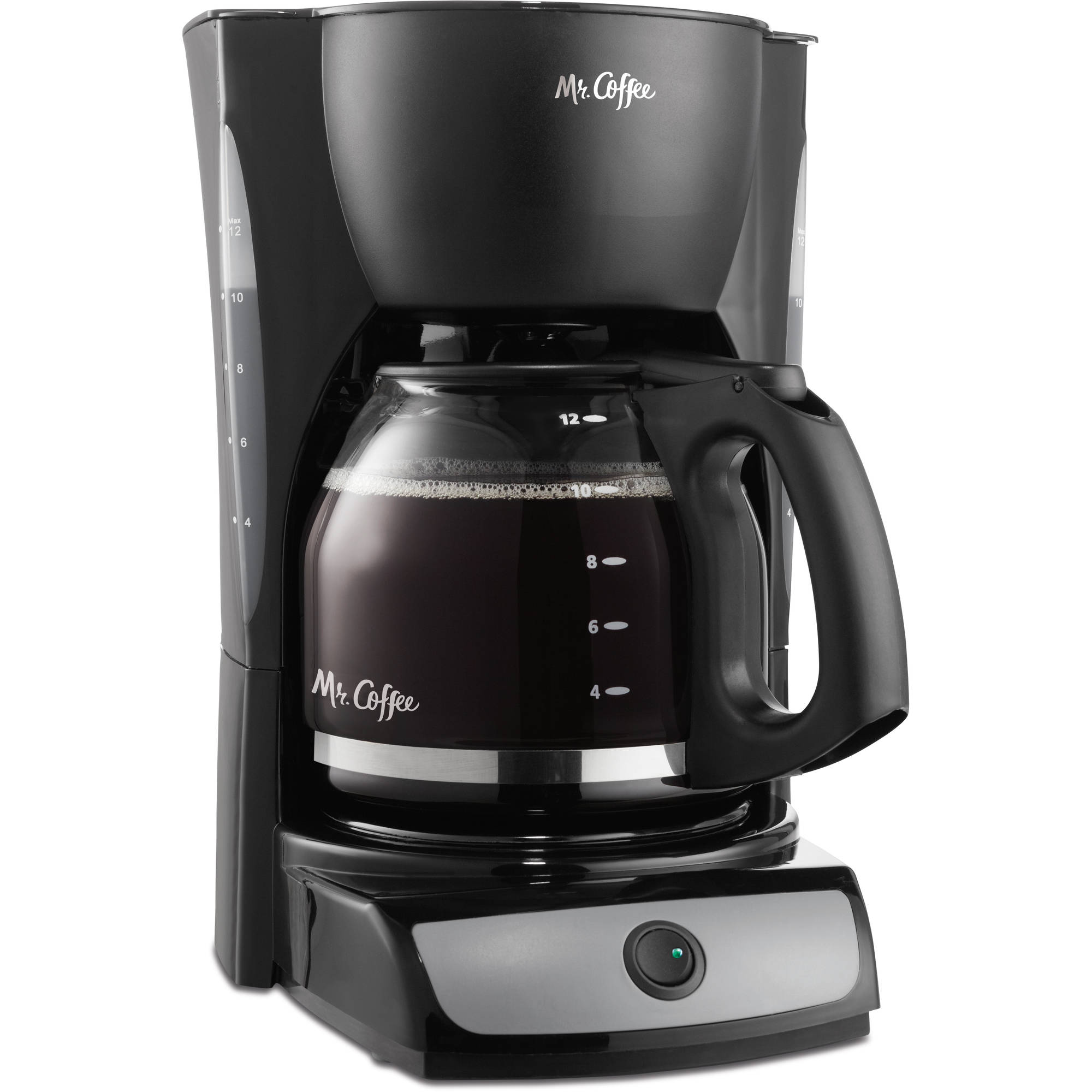 Mr. Coffee 12-Cup Switch Coffee Maker, CG12