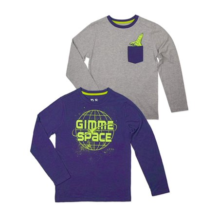 0aa42c0b0504 p.s.09 from aeropostale - Long Sleeve Graphic and Pocket Tee Value ...