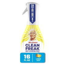 Multi-Surface Cleaner: Mr. Clean Clean Freak Deep Cleaning Mist