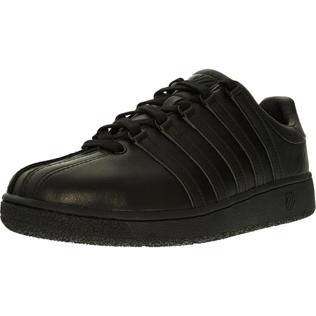 K-Swiss Men's Classic Vn Leather Ankle-High Leather Fashion Sneaker