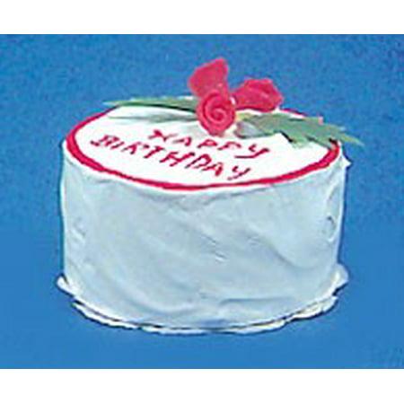 Dollhouse Birthday Cake