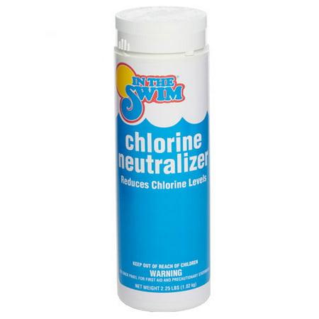 In The Swim Pool Water Chlorine Neutralizer - 2.25 lbs.