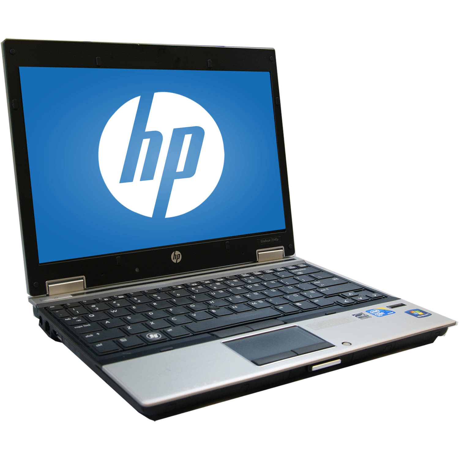 "Refurbished HP 12.1"" 2540P Laptop PC with Intel Core i7-640LM Processor, 8GB Memory, 750GB Hard Drive and Windows 10 Pro"