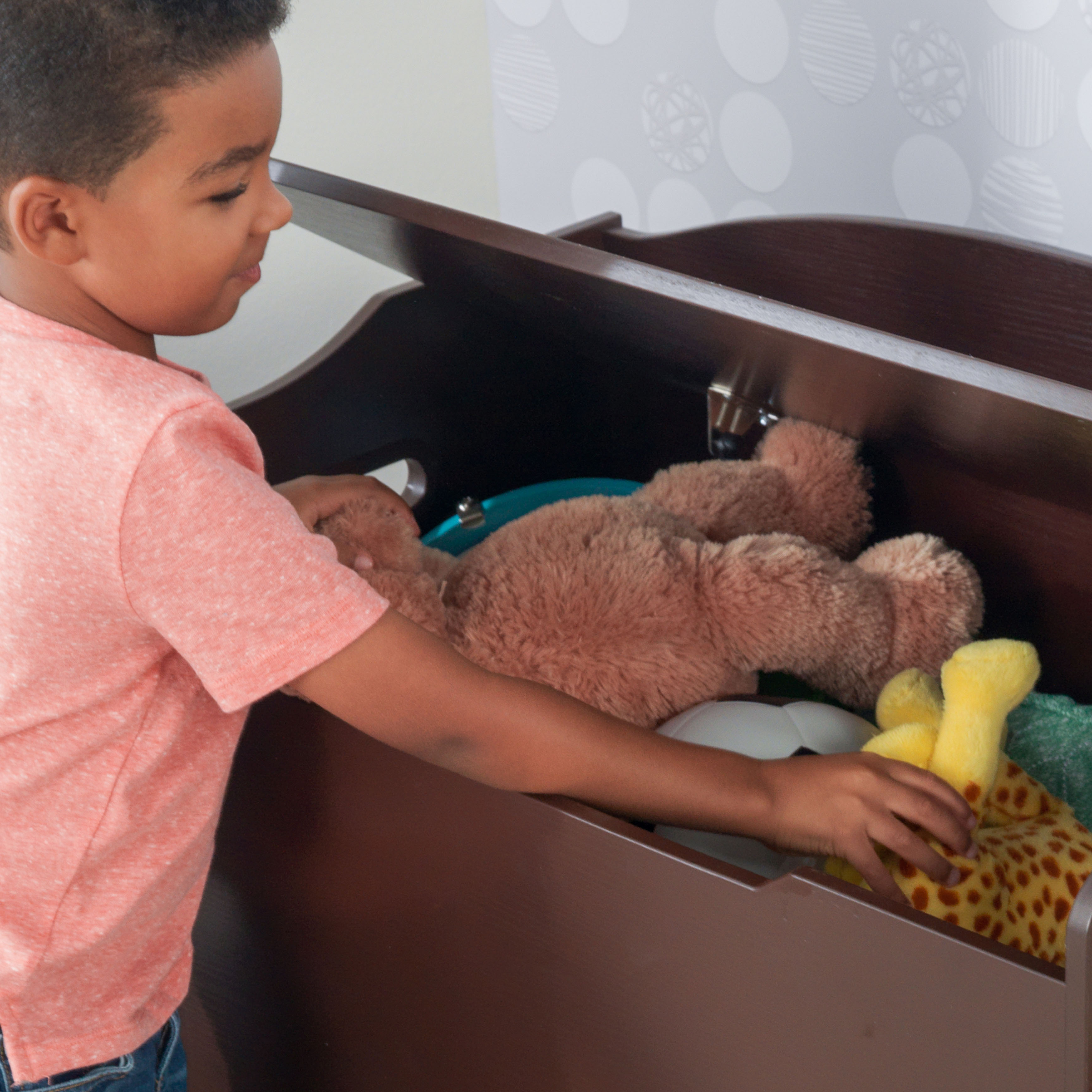 Kidkraft austin toy box natural 14953 - Kidkraft Austin Toy Box Natural 14953 10