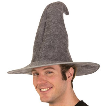 Lord Of The Rings Couples Costumes (Gandalf Wizard Hat Adult Lord Of The Rings Hobbit Costume Gray Gift LOTR)