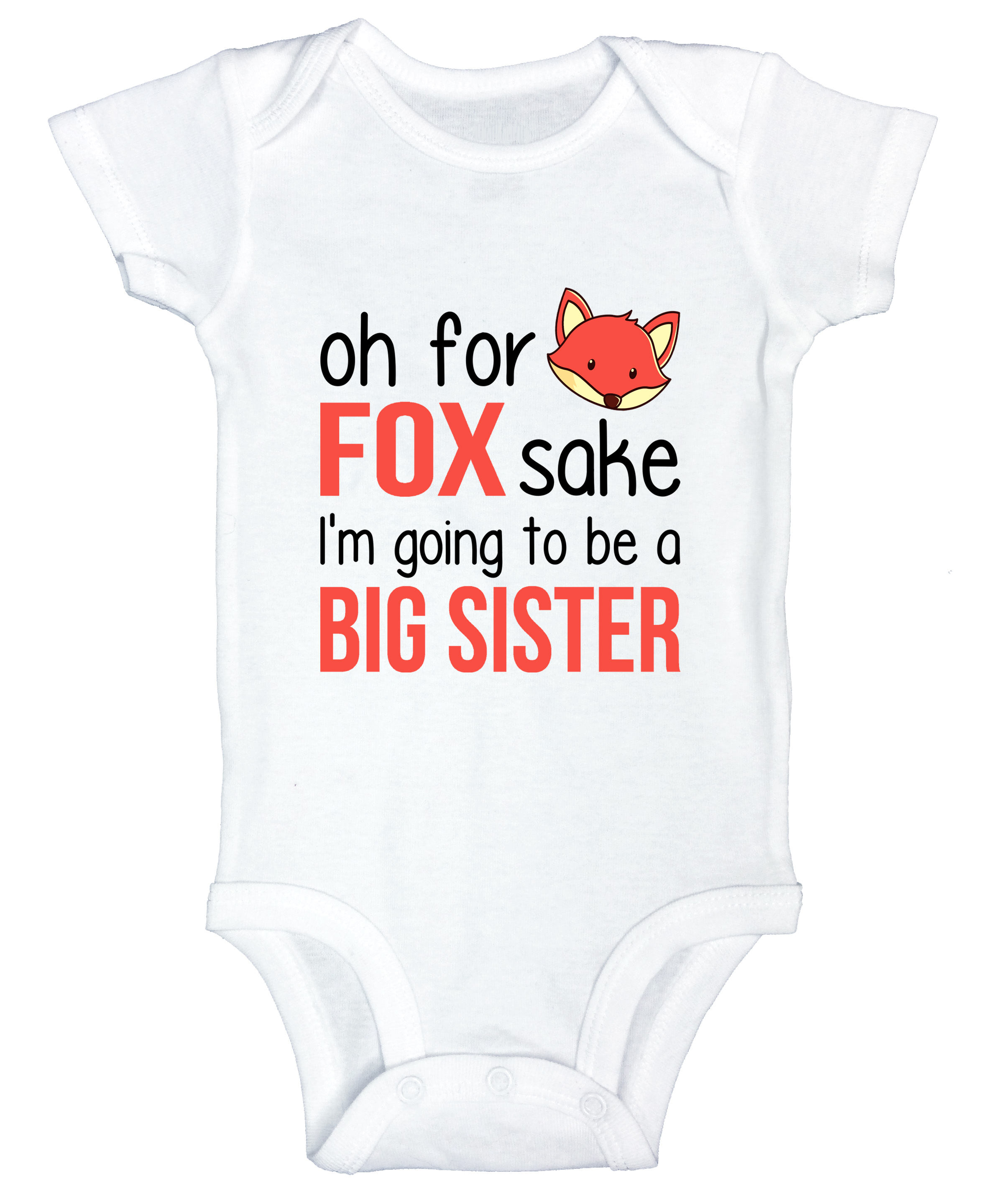 Big Sister Baby Long Sleeve Raglan Onesie//Im Going to BE A Big Sister//Girls