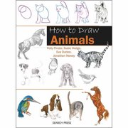 Search Press Books, How to Draw Animals in Simple Steps
