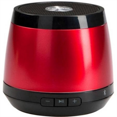 Refurbished JAM Classic Bluetooth Wireless Speaker (Strawberry) HX-P230RD