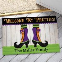 Personalized Welcome My Pretties! Doormat
