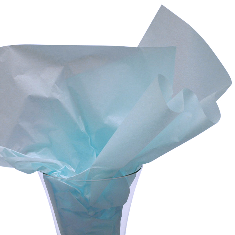 240ea - 240-20 X 30 Light Blue Premium Tissue Paper by Paper Mart
