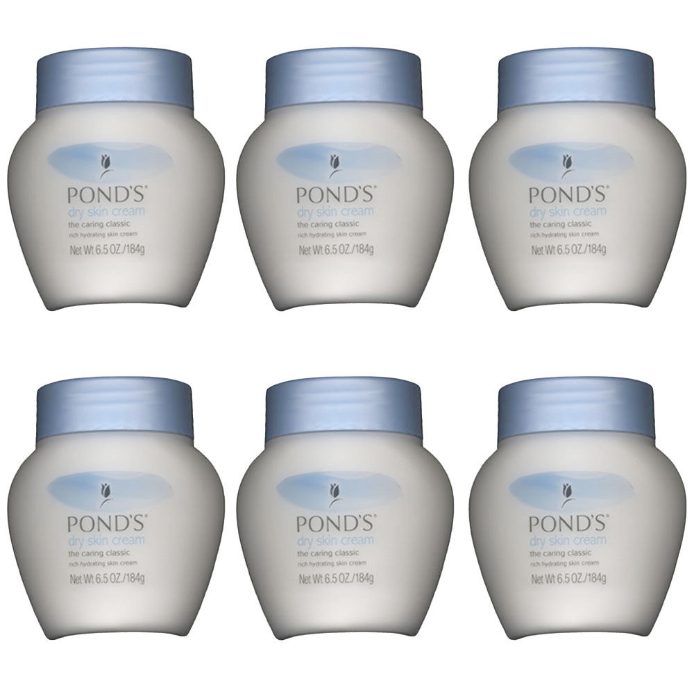 Pond's  Dry Skin Cream The Caring Classic 6.5-ounce Rich ...