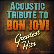 Acoustic Tribute to Bon Jovi Greatest Hits (CD)