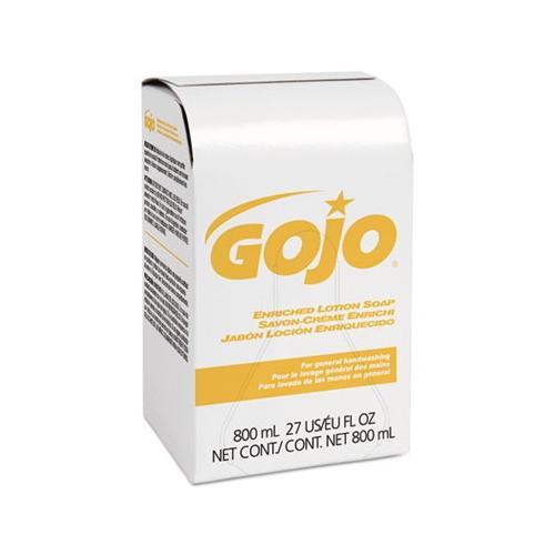 Enriched Lotion Soap Bag-in-Box Dispenser Refill GOJ910212EA