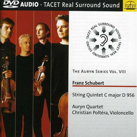 F. Schubert - Franz Schubert: String Quintet C Major D 956 (Schubert String Quintet In C Major 2nd Movement)
