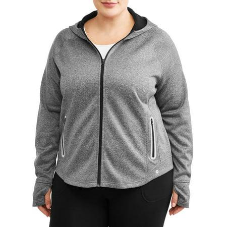 - Avia Women's Plus Size Active Jacket