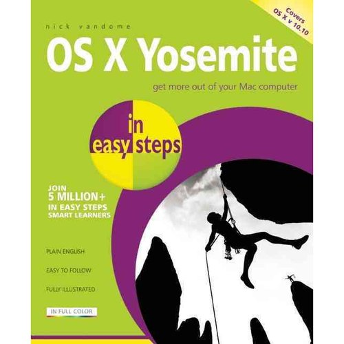 OS X Yosemite in Easy Steps: Covers OS X v 10.10