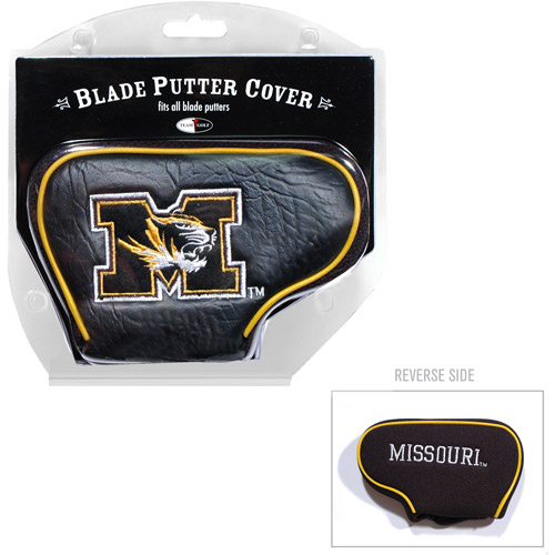 Team Golf NCAA Missouri Golf Blade Putter Cover