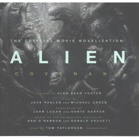 Alien Covenant  The Official Movie Novelization  Library Edition
