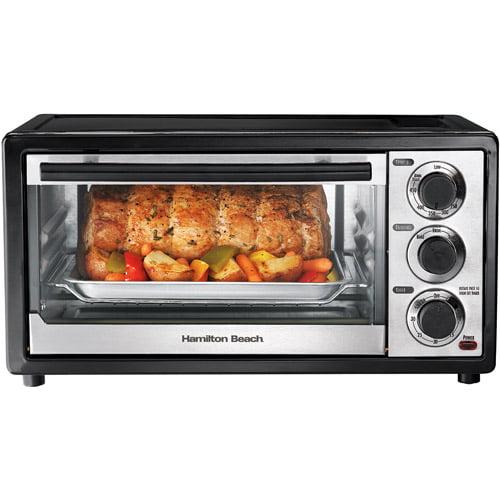 Hamilton Beach 6 Slice Toaster Oven | Model# 31508