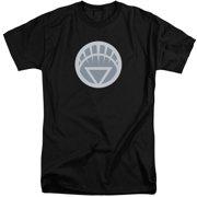 Green Lantern White Symbol Mens Big and Tall Shirt