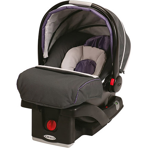 Graco SnugRide Click Connect 35 Infant Car Seat, Grapeade