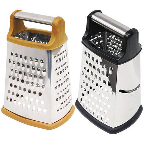 4-Sided Cheese Grater Assortment by Home Basics