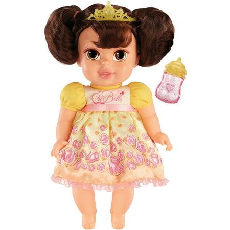 Disney Princess Deluxe Baby Belle Walmart Com