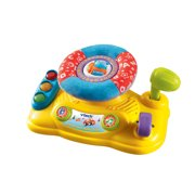 VTech Around Town Baby Driver With Turning Wheel and Gear Shifter