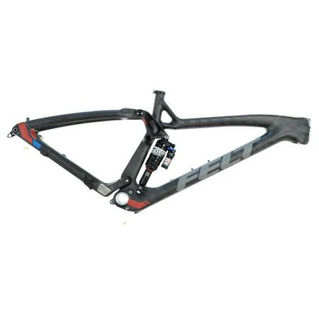 "Felt Decree FRD 27.5 Carbon Full Suspension Mountain Bike Frame RockShox / 16"""