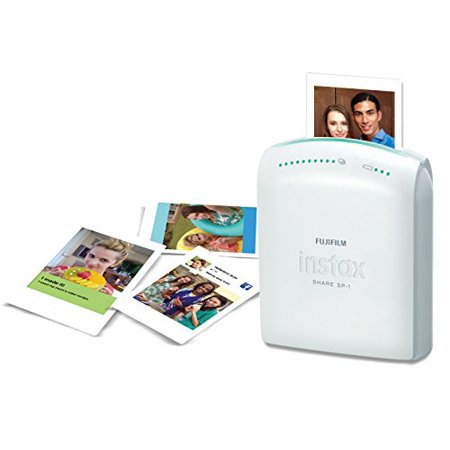 Fuji FDC16416251W Fujifilm Instax Share Smartphone Printer SP-1–Walmart-Cash Back