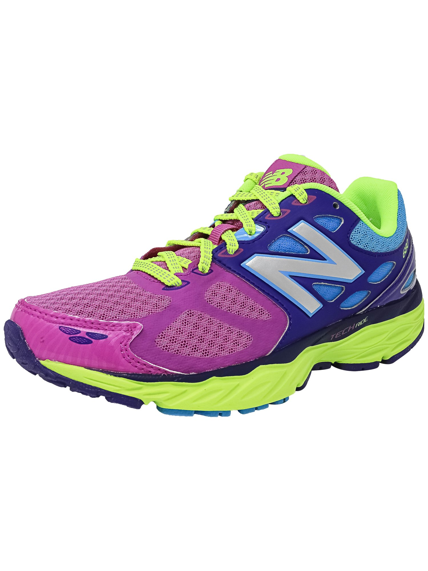 New Balance Women's W680 Lc3 Ankle-High Running Shoe - 6M