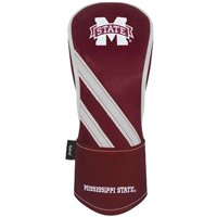 Mississippi State Bulldogs Individual Hybrid Headcover - No Size