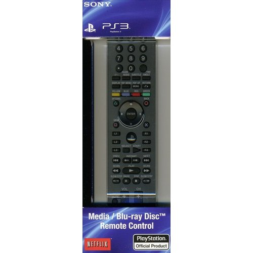 Sony PS3 Blue-ray Remote 2.0 (PS3)
